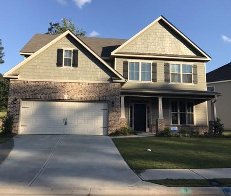 2327 Malone Way, Evans, GA 30809 (MLS #407078) :: Shannon Rollings Real Estate