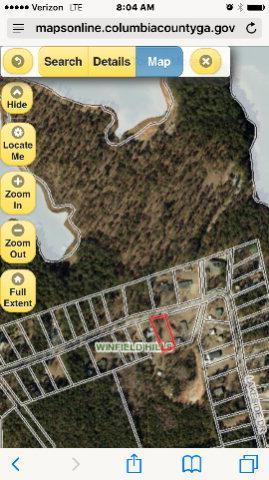 7406 Lakeside Drive, Appling, GA 30802 (MLS #412323) :: Natalie Poteete Team