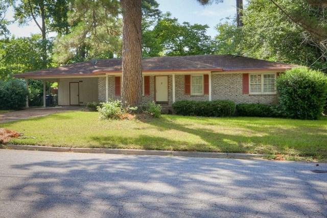 3614 Lofwood Drive, Augusta, GA 30906 (MLS #412433) :: Brandi Young Realtor®