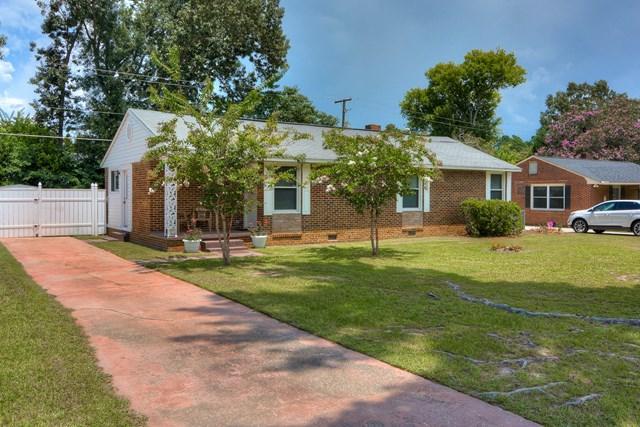784 Henry Street, Aiken, SC 29803 (MLS #415778) :: Shannon Rollings Real Estate