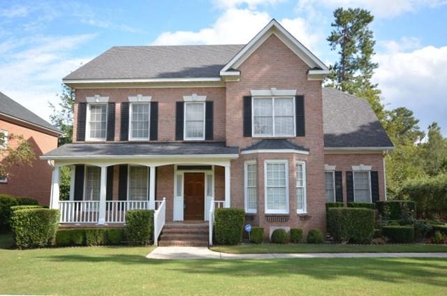 3460 Rhodes Hill Drive, Martinez, GA 30907 (MLS #416823) :: Melton Realty Partners