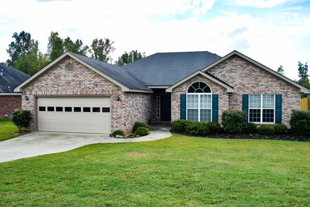 1229 Creek Bend Drive, Grovetown, GA 30813 (MLS #417704) :: Melton Realty Partners