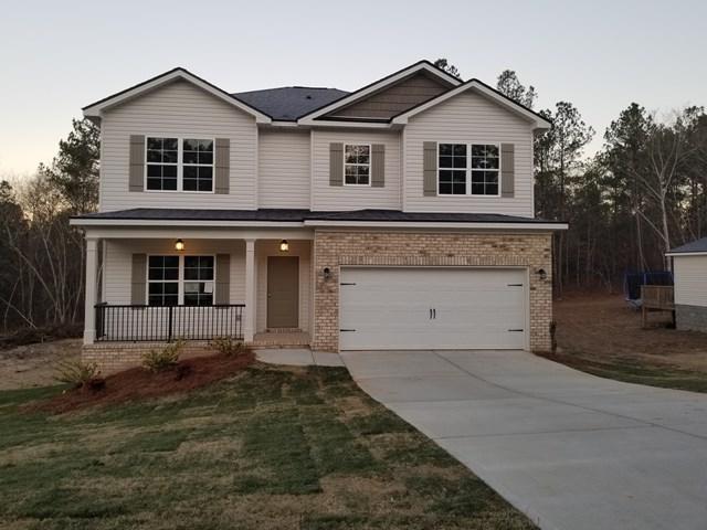 1156 Bubbling Springs Drive, Graniteville, SC 29841 (MLS #418238) :: Melton Realty Partners