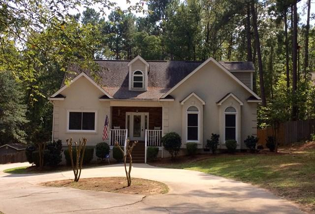 27 Phenix Court, North Augusta, SC 29860 (MLS #418621) :: Brandi Young Realtor®
