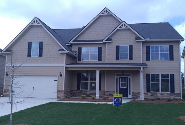 377 Bella Rose Drive, Evans, GA 30809 (MLS #419347) :: Shannon Rollings Real Estate
