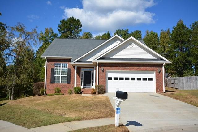 601 Ventana Drive, Evans, GA 30809 (MLS #419771) :: Shannon Rollings Real Estate