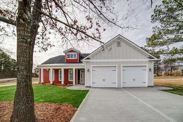 501 Summer Lakes Drive, Aiken, SC 29805 (MLS #420033) :: Melton Realty Partners