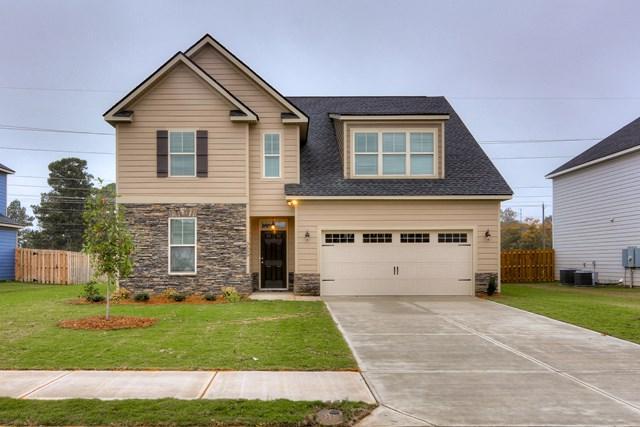 3509 Patron Drive, Grovetown, GA 30813 (MLS #420360) :: Melton Realty Partners