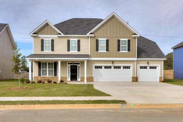 3515 Patron Drive, Grovetown, GA 30813 (MLS #420440) :: Melton Realty Partners