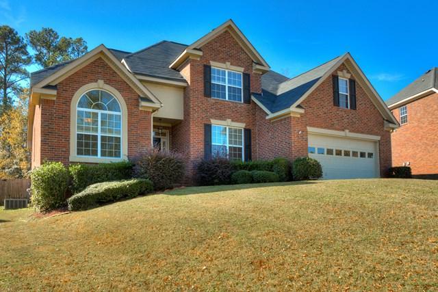 622 Archard Drive, Evans, GA 30809 (MLS #420502) :: Melton Realty Partners