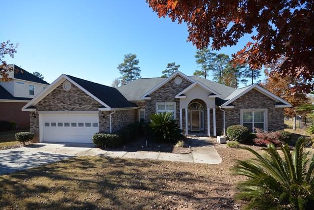1382 Shadow Oak Drive, Evans, GA 30809 (MLS #420585) :: Natalie Poteete Team