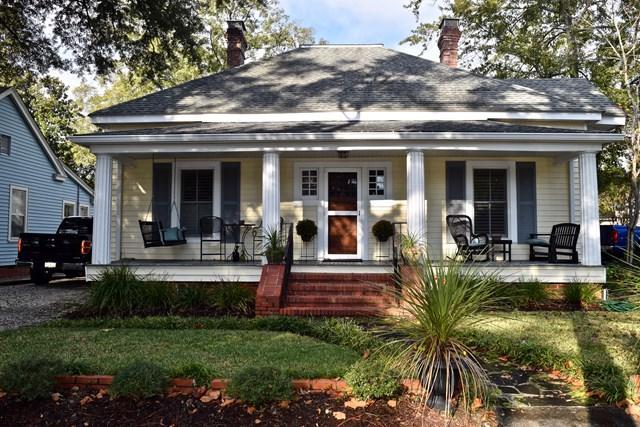115 Greenville Street, Aiken, SC 29801 (MLS #420590) :: Shannon Rollings Real Estate