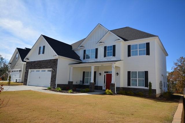 9034 Winterton Street, Evans, GA 30809 (MLS #420756) :: Shannon Rollings Real Estate