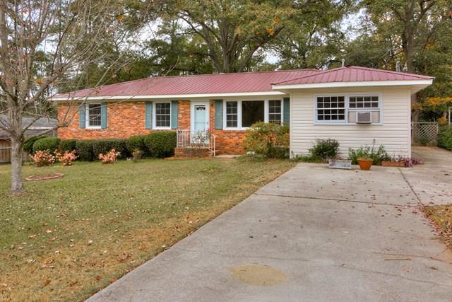 1014 Fairfield Avenue, North Augusta, SC 29841 (MLS #420844) :: Shannon Rollings Real Estate