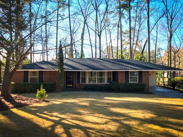 3110 Trafalgar Drive, Augusta, GA 30909 (MLS #421307) :: Shannon Rollings Real Estate