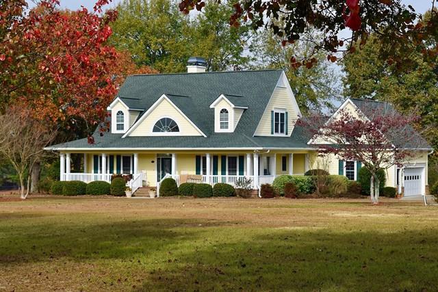 2049 Gray Mare Hollow Road, Aiken, SC 29803 (MLS #421414) :: Natalie Poteete Team