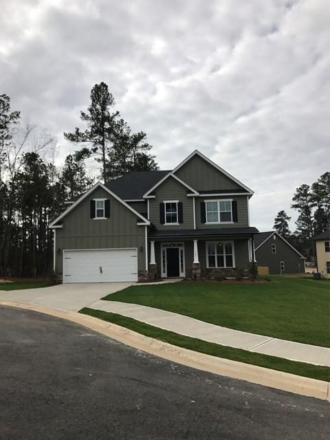 705 Shea Court, Evans, GA 30809 (MLS #421426) :: Shannon Rollings Real Estate