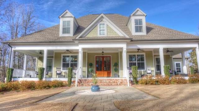 643 Bent Creek Drive, Evans, GA 30809 (MLS #421758) :: Shannon Rollings Real Estate