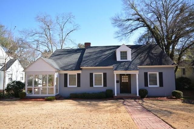716 Gary Street, Augusta, GA 30904 (MLS #422289) :: Shannon Rollings Real Estate