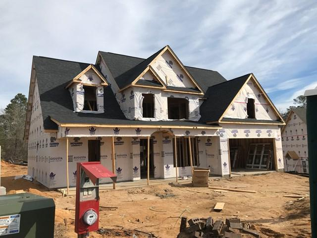 3147 Lake Norman Drive, North Augusta, SC 29841 (MLS #422394) :: Shannon Rollings Real Estate