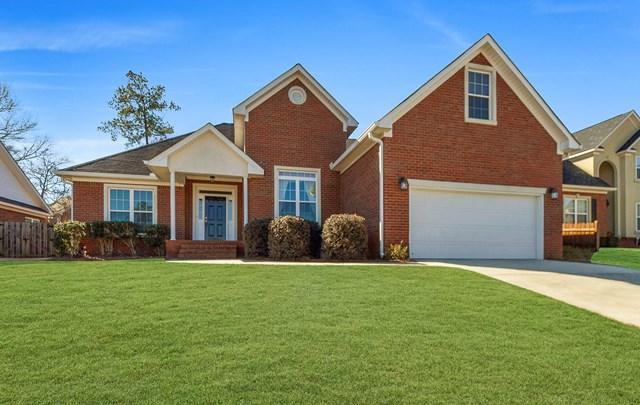 205 Dorset Drive, Evans, GA 30809 (MLS #422654) :: Melton Realty Partners
