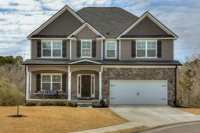 864 Herrington Drive, Grovetown, GA 30813 (MLS #422716) :: Brandi Young Realtor®