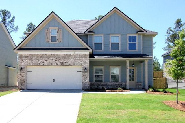 700 Tree Top Trail, Evans, GA 30809 (MLS #423063) :: Shannon Rollings Real Estate