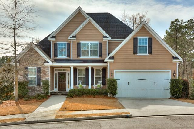 1215 Sumter Landing Lane, Evans, GA 30809 (MLS #423142) :: Shannon Rollings Real Estate