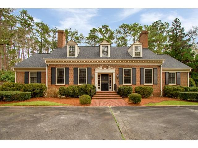 508 Regent Place, Augusta, GA 30909 (MLS #423209) :: Shannon Rollings Real Estate