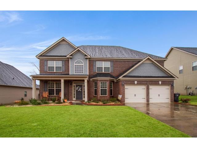 741 Old Indian Camp Road, Grovetown, GA 30813 (MLS #423262) :: Melton Realty Partners