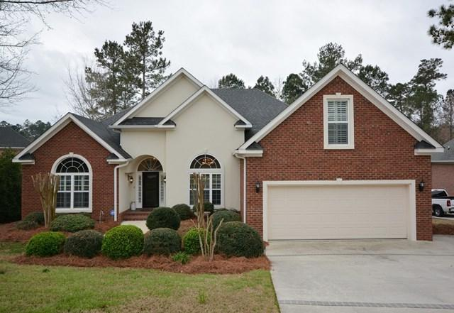 1607 Jamestown Avenue, Evans, GA 30809 (MLS #423930) :: Brandi Young Realtor®