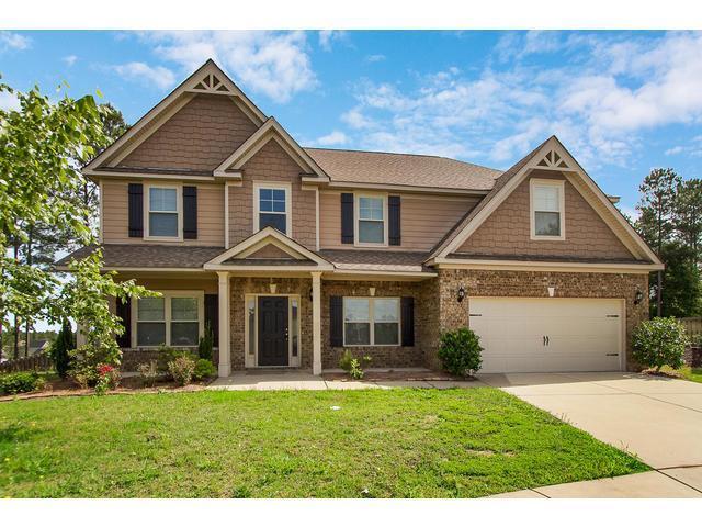 418 Saterlee Court, Grovetown, GA 30813 (MLS #424759) :: Brandi Young Realtor®