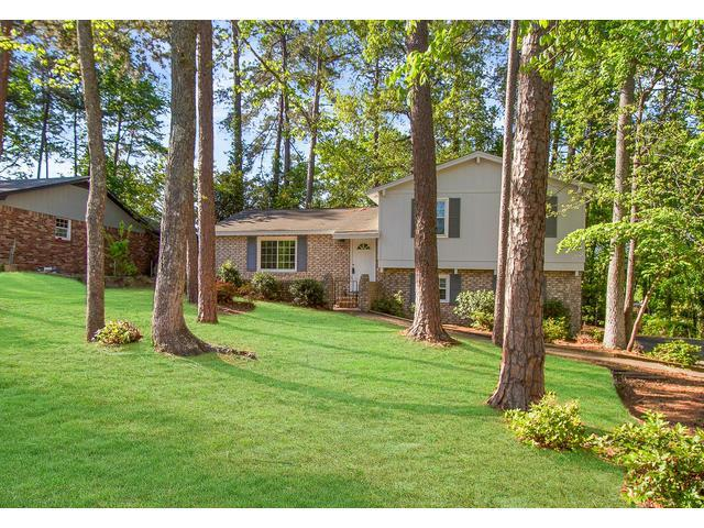 4570 Colonial Road, Martinez, GA 30907 (MLS #425773) :: Shannon Rollings Real Estate