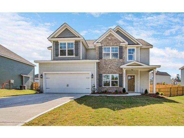 4616 Hickory Drive, Evans, GA 30809 (MLS #425857) :: REMAX Reinvented | Natalie Poteete Team