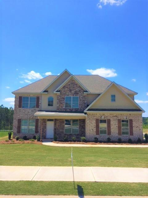 1200 Mary Hill Court, Evans, GA 30809 (MLS #425945) :: Greg Oldham Homes