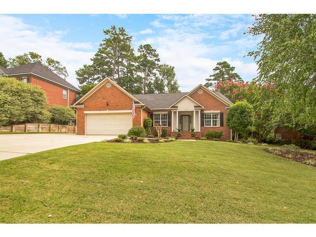 330 High Chaparral Drive, Martinez, GA 30907 (MLS #427200) :: Shannon Rollings Real Estate