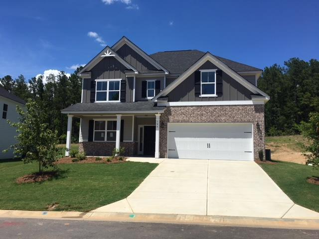 106 Blazing Creek Court, Evans, GA 30809 (MLS #427419) :: Shannon Rollings Real Estate