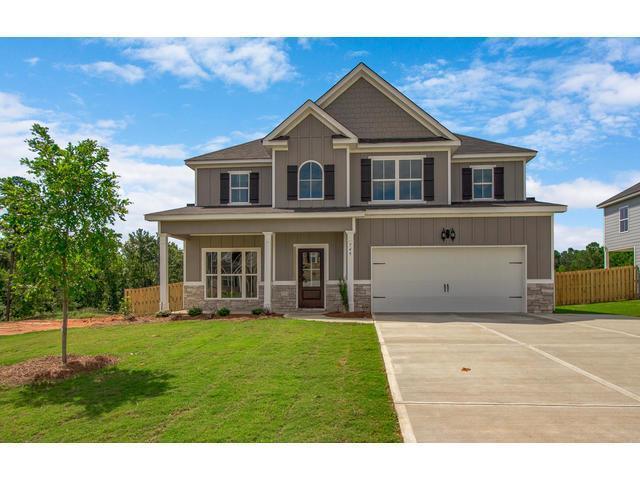 749 Houston Lake Drive, Evans, GA 30809 (MLS #428460) :: Melton Realty Partners