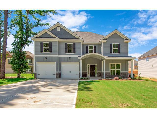4610 Hickory Drive, Evans, GA 30809 (MLS #428644) :: Melton Realty Partners