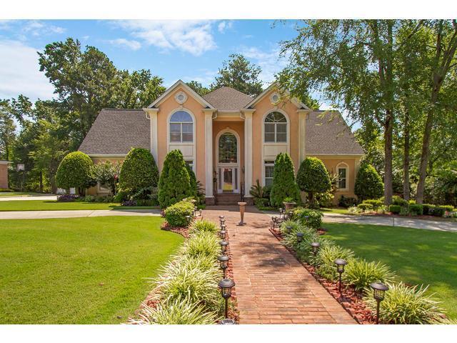 605 High Hampton, Martinez, GA 30907 (MLS #429470) :: Brandi Young Realtor®