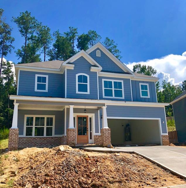 2341 Malone Way, Evans, GA 30809 (MLS #429837) :: Shannon Rollings Real Estate