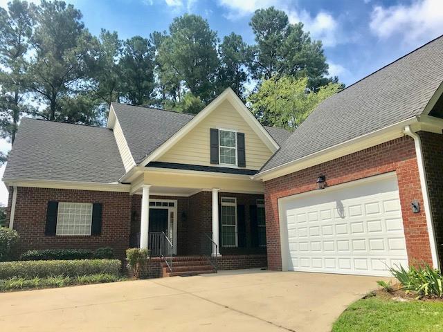 668 Glen Abbey Drive, Martinez, GA 30907 (MLS #430113) :: Shannon Rollings Real Estate