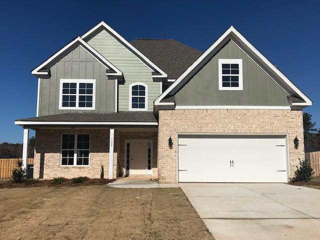 799 Houston Lake Drive, Evans, GA 30809 (MLS #432387) :: Southeastern Residential