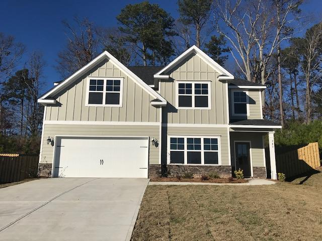 783 Houston Lake Drive, Evans, GA 30809 (MLS #432867) :: Southeastern Residential