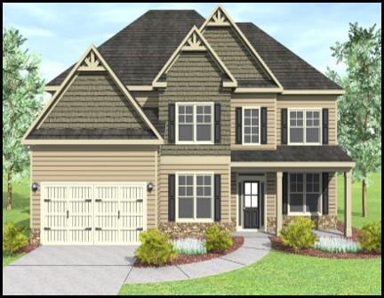 1534 Highwoods Pass, Grovetown, GA 30813 (MLS #432936) :: REMAX Reinvented | Natalie Poteete Team