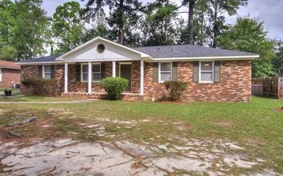 3935 Old Trail Road, Augusta, GA 30907 (MLS #433116) :: Brandi Young Realtor®