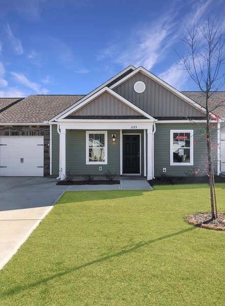 2123 Bonneville Circle, Aiken, SC 29801 (MLS #433130) :: Shannon Rollings Real Estate