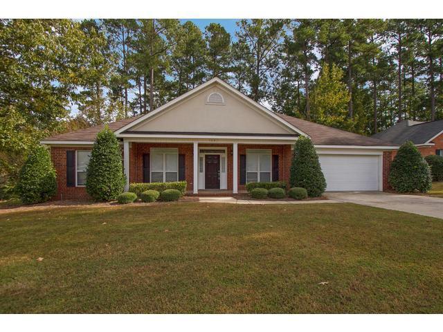 1047 Waltons Pass, Evans, GA 30809 (MLS #433484) :: Venus Morris Griffin | Meybohm Real Estate