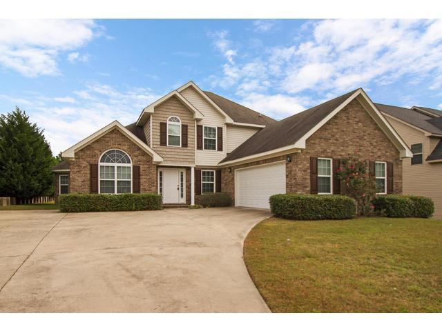 6057 Reynolds Circle, Grovetown, GA 30813 (MLS #433498) :: Young & Partners