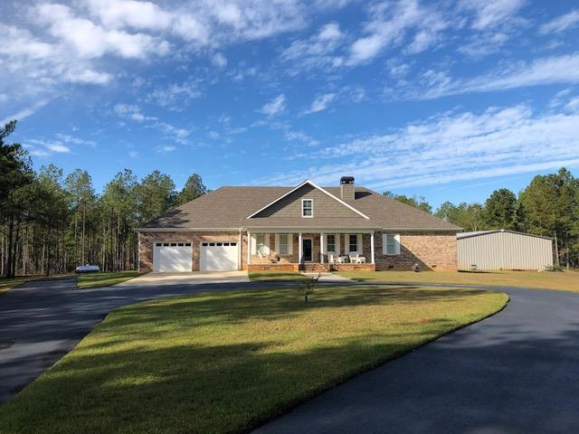 4793 Rousseau Creek Road, Thomson, GA 30824 (MLS #434519) :: Shannon Rollings Real Estate